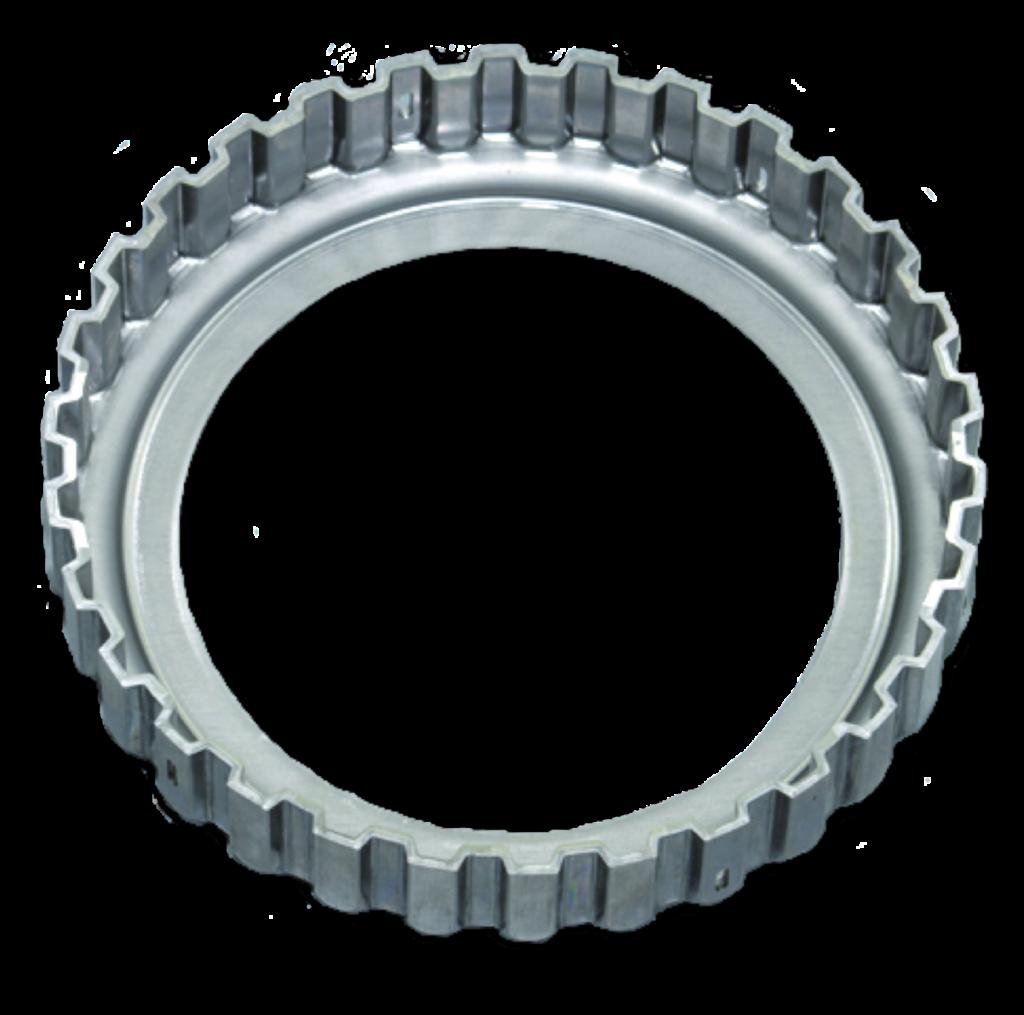 「板鍛造工法の歯形成形技術」の画像