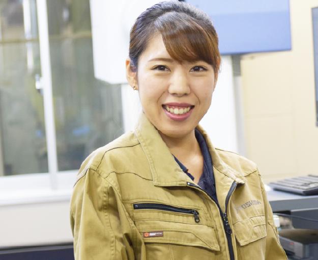 「2009年4月入社 品質保証部 Mさん」の写真